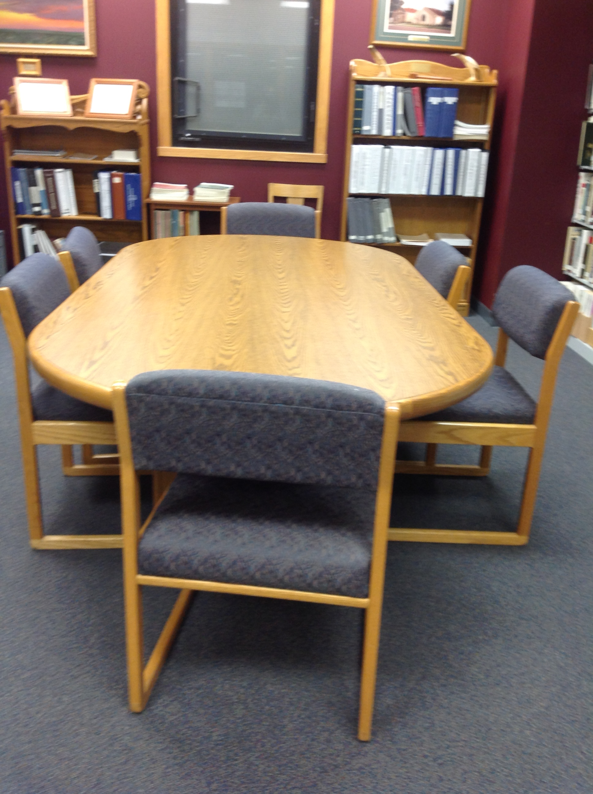 Library Board News