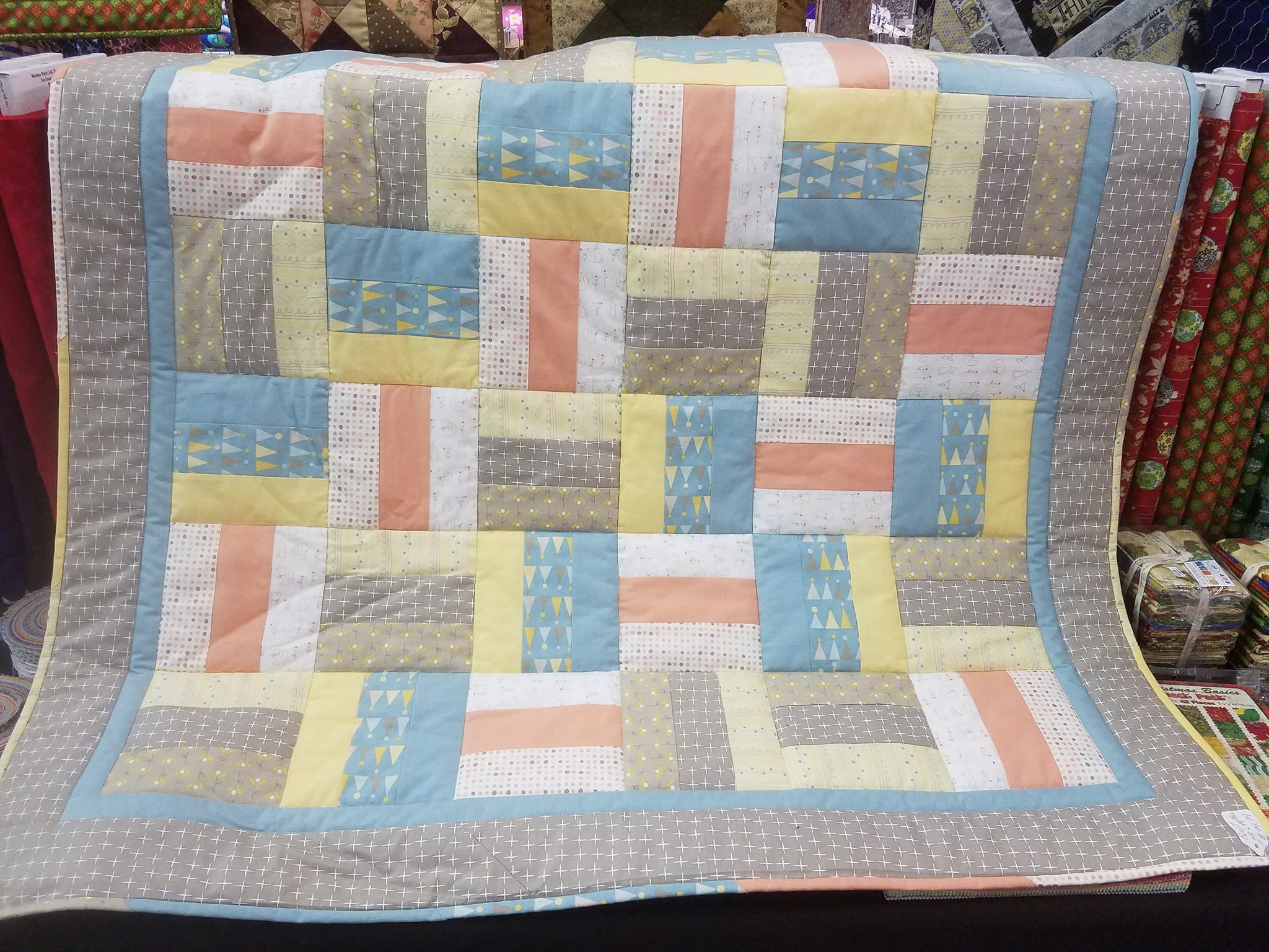 More Quilting Classes Set for Fall