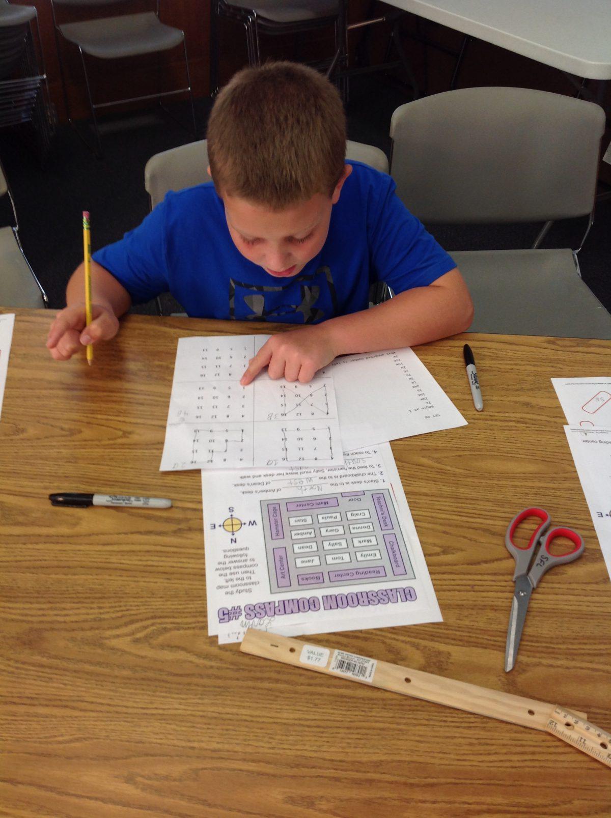 September STEM Helped Students Find Direction