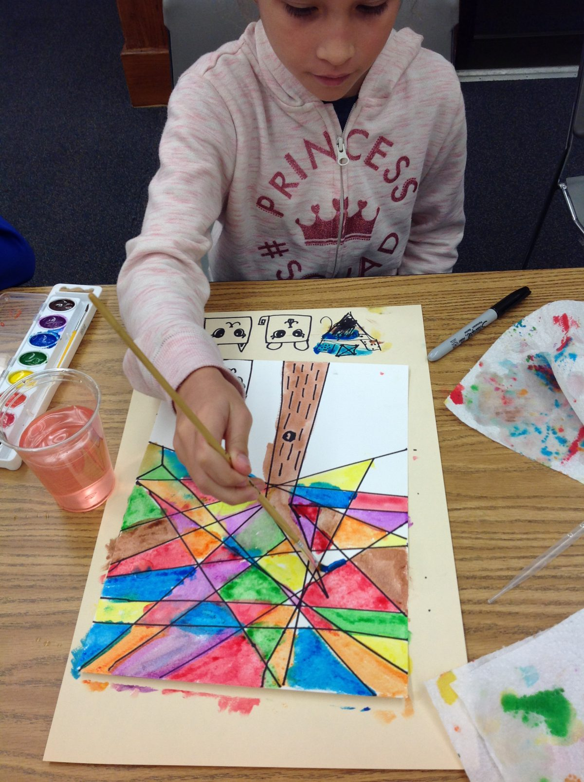A.R.T 2 Cubism Class