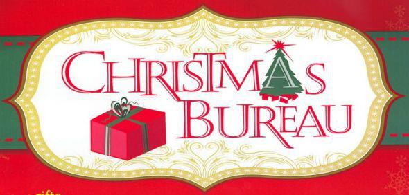 Nemaha County Christmas Bureau Collection Box is Out at the Library