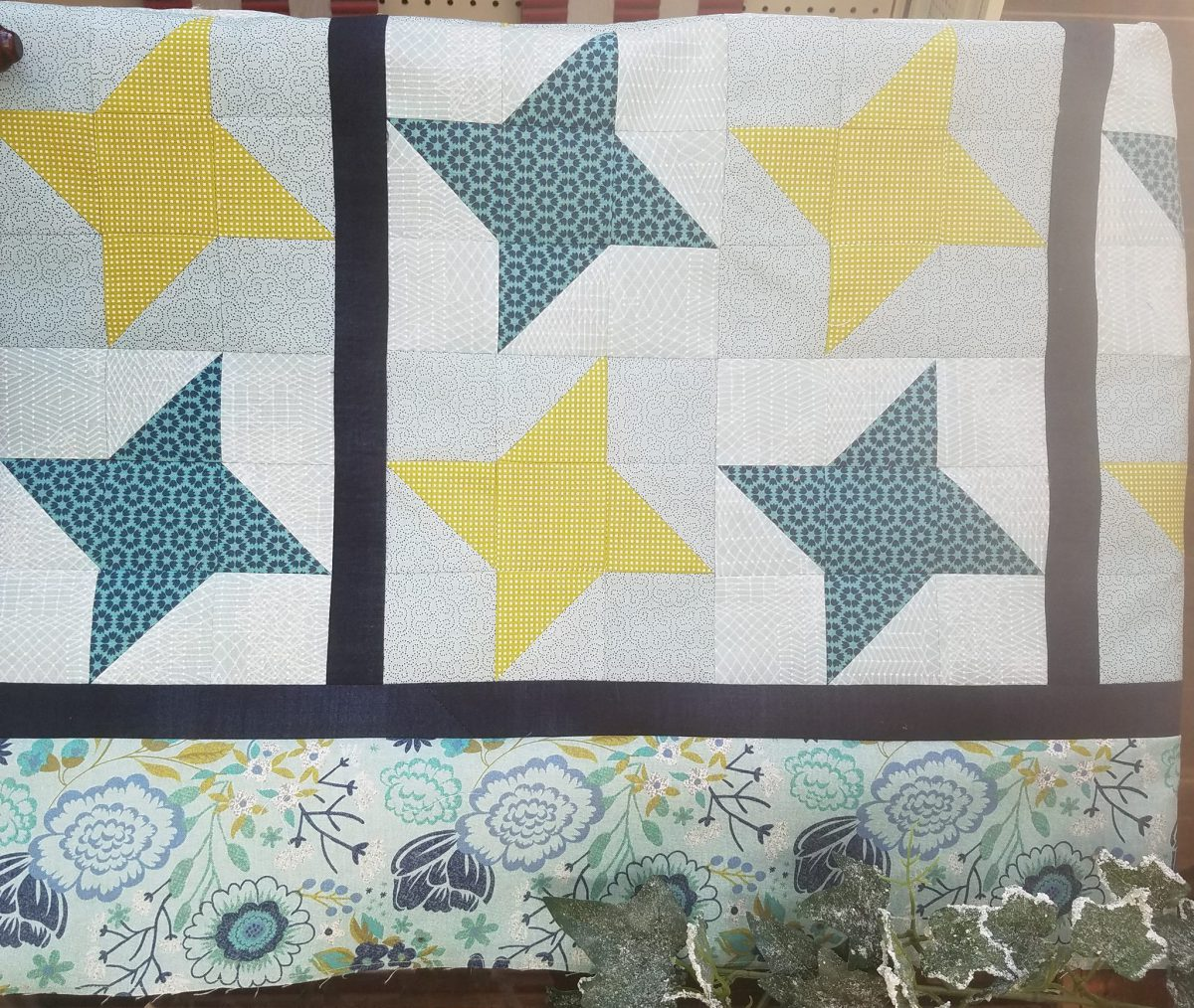 Friendship Star Quilt Class Scheduled