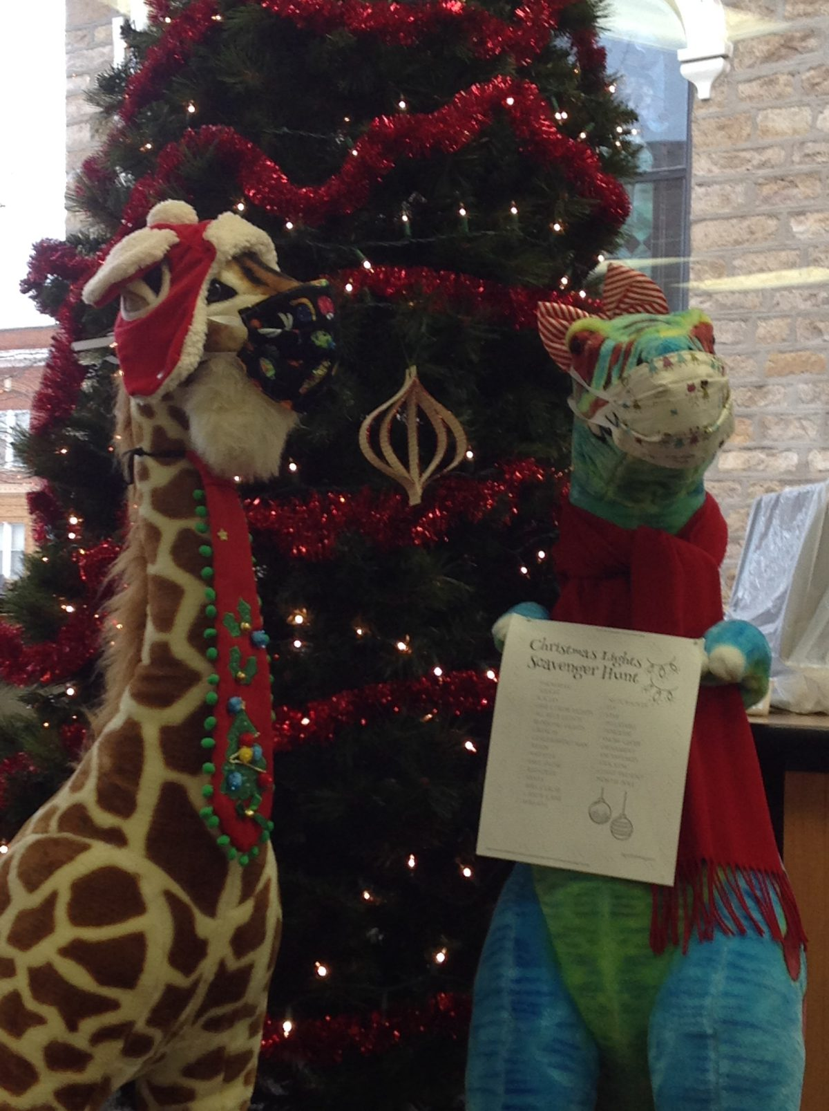 Christmas Craft Take&Makes @ the Library